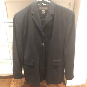 Black Banana Republic Suit - Blazer